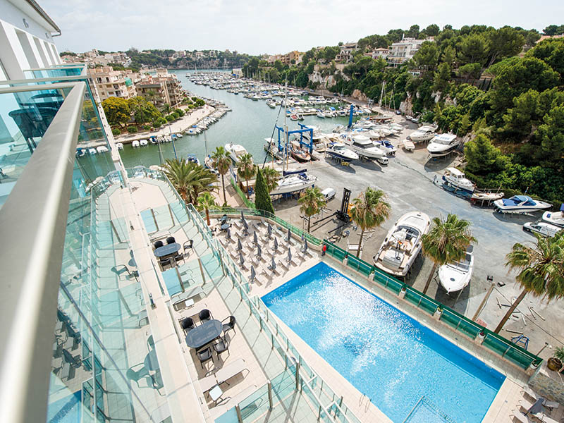 Porto drach aparthotel first travel utaz si iroda for Appart hotel porto