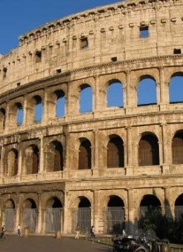 2021.07.14-07.18. 5nap/4éj Római barangolások