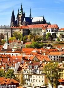 2020.10.22-10.25. 4nap/3éj Prága és Csehország Világörökségei