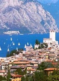 2020.08.20-08.23. 4nap/3éj Garda-tó és Trento