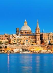 2020.10.22-10.26. 6nap/5éj Málta hosszú hétvége