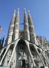 2020.10.11-10.15. 5nap/4éj Barcelona városlátogatás