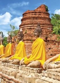2019.12.27-2020.01.09. 14nap/11éj Körutazás Észak-Thaiföldön, pihenéssel Krabi tengerpartján