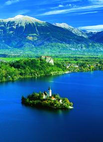 2019.06.28-06.30. 3nap/2éj Szlovénia, az Alpok gyöngyszemei