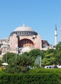 2020.12.09-12.12. 4nap/3éj Isztambul városlátogatás